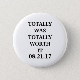 Post-Eclipse 2 Inch Round Button