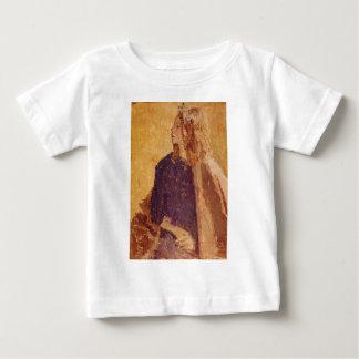 Post-Impressionism Art Girl in Profile - Gwen John Baby T-Shirt