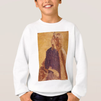 Post-Impressionism Art Girl in Profile - Gwen John Sweatshirt