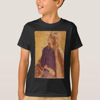 Post-Impressionism Art Girl in Profile - Gwen John T-Shirt