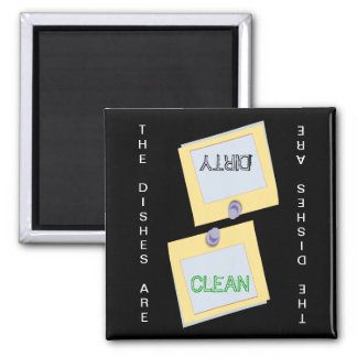 Post it Clean Dirty Dishwasher Magnet
