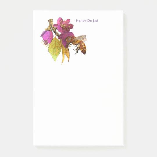 Post it Honey Do list Post-it Notes