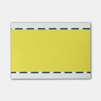 "Post-it® Notes 4"" x 6""  Art by NOVINO Navin joshi"