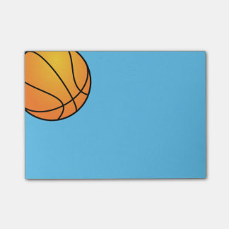 Post-it-Notes-Basketball Post-it® Notes