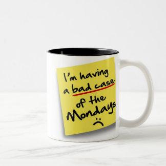 Post MONDAYS - mug