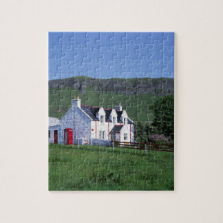 Post Office, Linicro, Isle of Skye, Highlands, Jigsaw Puzzle