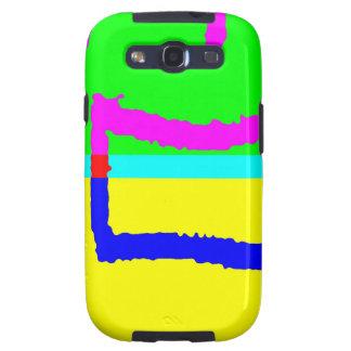 Post Pencil B Samsung Galaxy SIII Cases