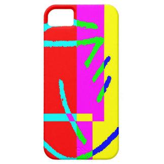 Post Pencil F iPhone 5 Case