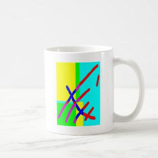 Post Pencil H Coffee Mug