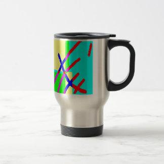 Post Pencil H Mugs