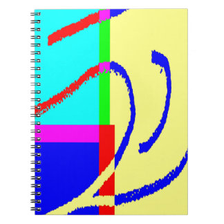 Post Pencil O Spiral Notebooks