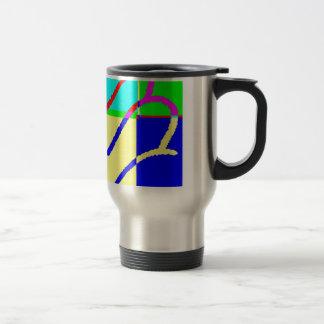 Post Pencil R Coffee Mugs