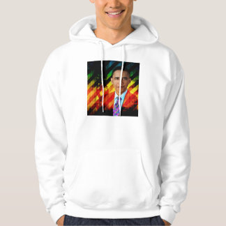 Post Urban Obama Hoodie