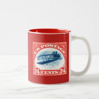 Postage Mug