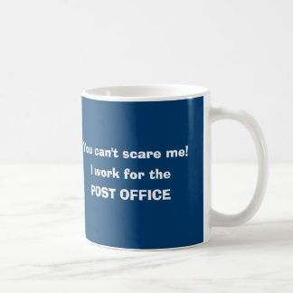 Postal Worker Mailman Mail Carrier Coffee Mug