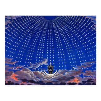 "Postcard: Ad Astra - ""Towards the Stars"" Postcard"