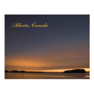 Postcard -  Alberta, Canada