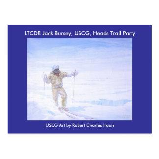 Postcard / Arctic Exploration