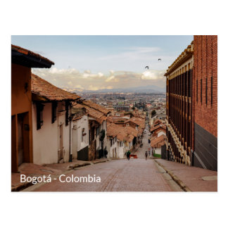 Postcard Bogotá Colombia postcard