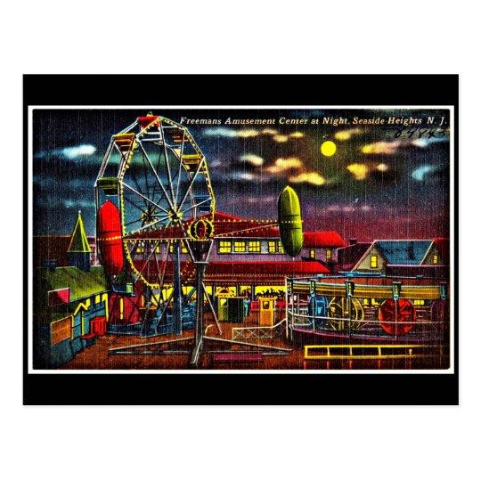Postcard-Carnival/Amusement-10 Postcard