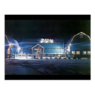 Postcard - Christmas Park
