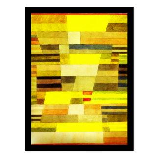 Postcard-Classic/Vintage Art-Klee 34 Postcard