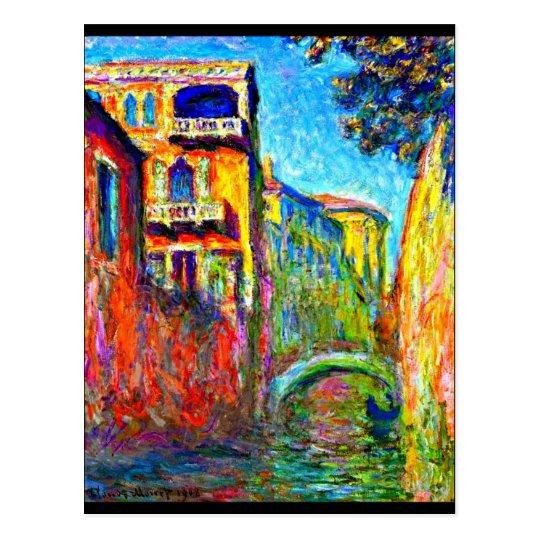 Postcard-Classic/Vintage-Claude Monet 206 Postcard