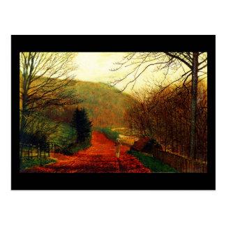 Postcard-Classic/Vintage-Grimshaw 13 Postcard