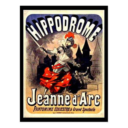 Postcard-Classic/Vintage-Jules Chéret 2 Postcard
