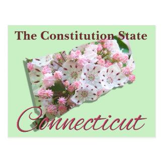 Postcard - CONNECTICUT