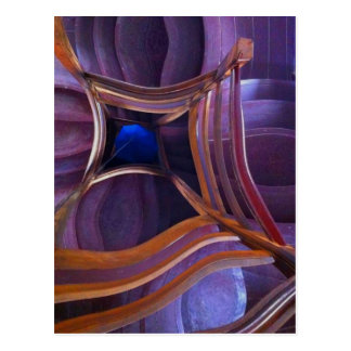 Postcard - curvatures