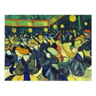 Postcard: Dance Hall in Arles