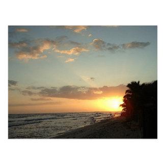 Postcard: Day's End in Hawaii Postcard