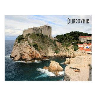 postcard for Dubrovnik, Croatia