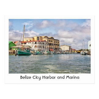 Postcard from Belize City
