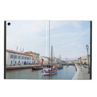 Postcard from Cesenatico (Italy) Cover For iPad Air
