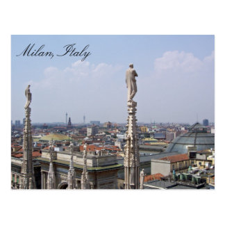 Postcard from Milan, Italy