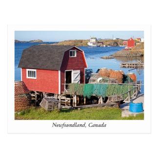 Postcard from Newfoundland, Canada