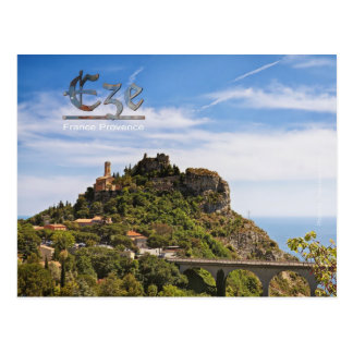Postcard from Provence, Eze