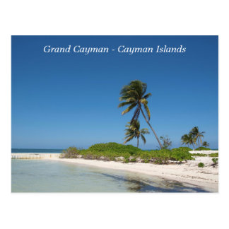 Postcard - Grand Cayman - Cayman Islands