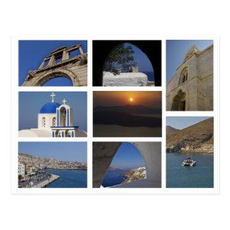Postcard-Greece Postcard