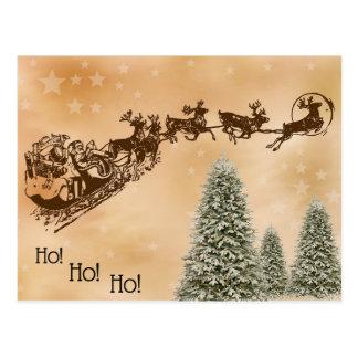 Postcard-ho!ho!ho! Postcard