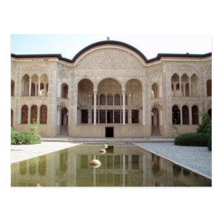 Postcard House off Tabatabai Kachan, Esfahan, Iran