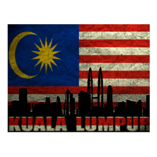 Postcard Kuala Lumpur