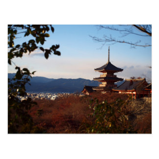 Postcard Kyoto, Japan