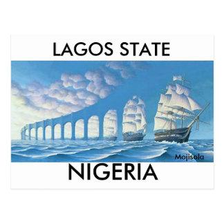 Postcard - LAGOS STATE