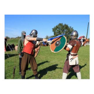 Postcard - last combat