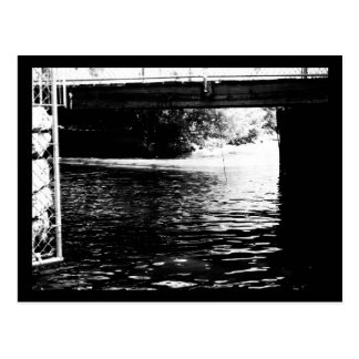 Postcard-Love Art House-Bridge 7