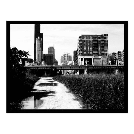 Postcard-Love Art House-Downtown 38 Postcard