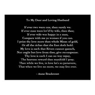 Postcard-Love Art-Love Poem 15 Postcard